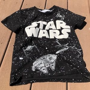 H&M Star Wars Youth Tee Shirt